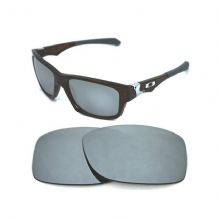 NEW POLARIZED CUSTOM SILVER ICE LENS FOR OAKLEY JUPITER SQUARED SUNGLASSES
